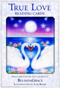 Buy True Love Reading Cards like tarot cards online Tarot. Angel Cards. Psychic. Clairvoyant. Books cards online in Australia, USA, UK and Europe. Belinda Grace is a Clairvoyant, past life healer, messages from angels and spirit guides, and author of spiritual books about angels, books about meditation and angel card reading.