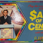 Yes there was even a baord game, complete with Glenn Ridge on the cover.
