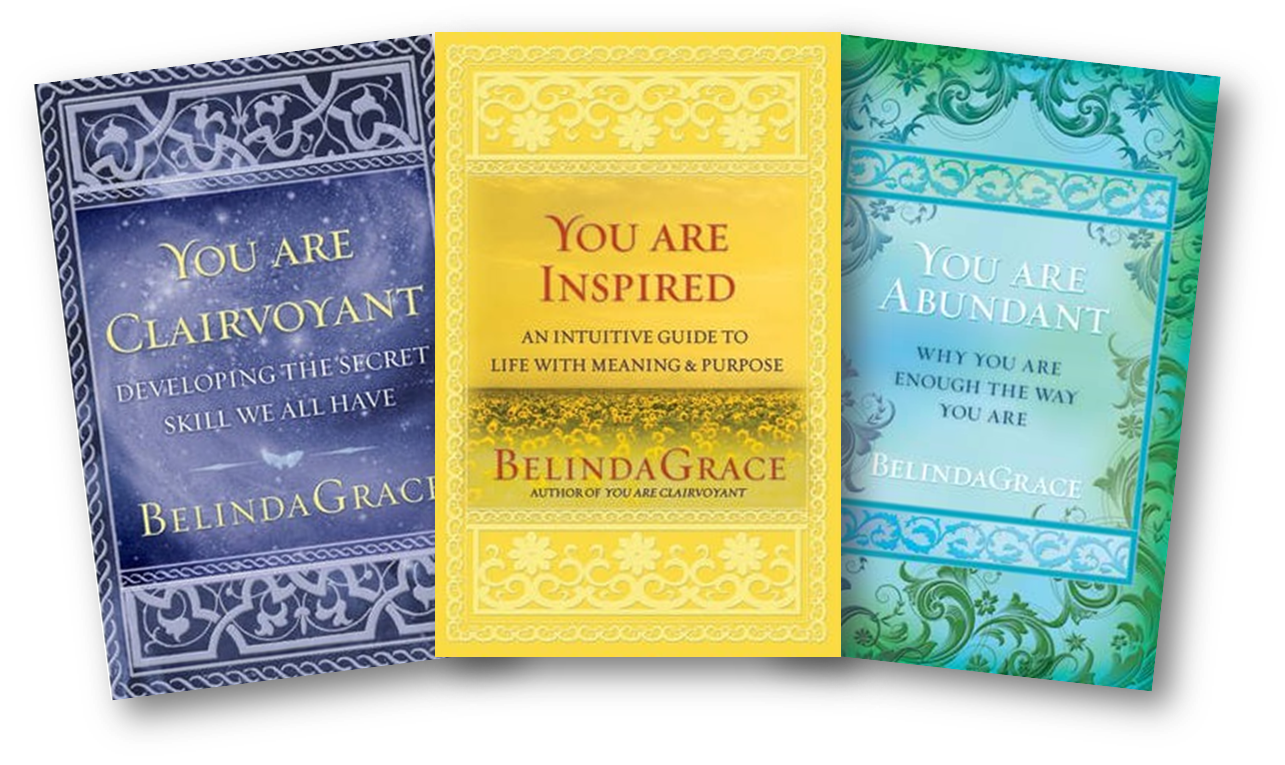 The you are series book clairvoyant healer psychic readings you are series stopboris Choice Image