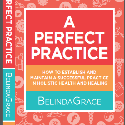 Perfect Practice book - how run successful business in holistic health and healing